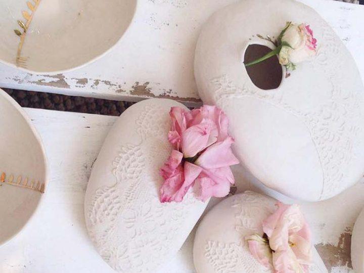 Déco – Les jolies céramiques de Myriam Ait Amar !