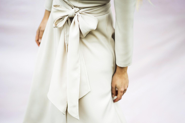 Ceinture de la robe porte-feuille Valentine Aurore Gwladys