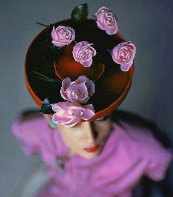 John Rawlings Vogue 1944