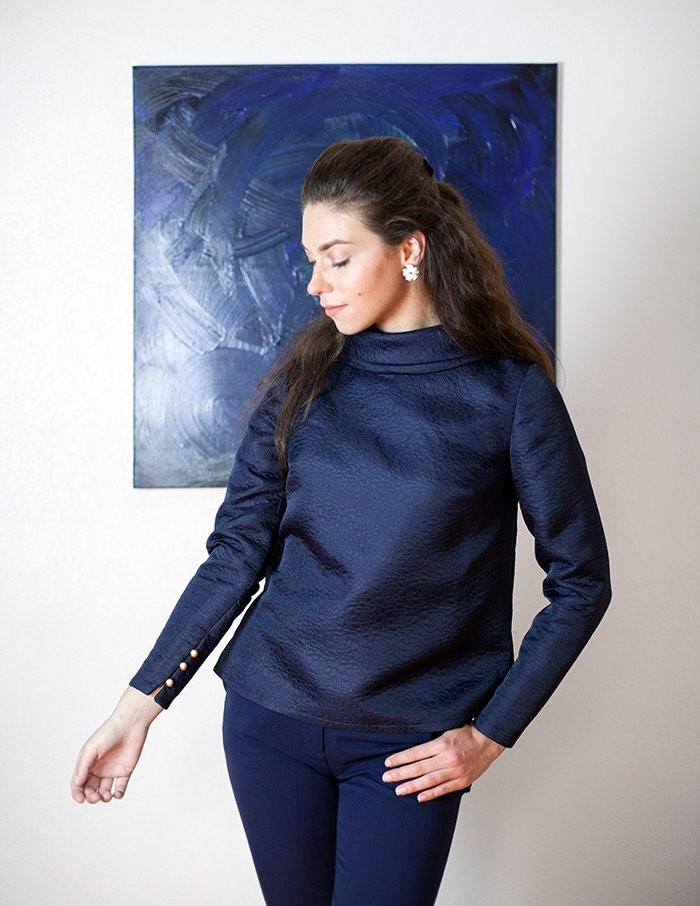 Top marine Mia Aurore Gwladys