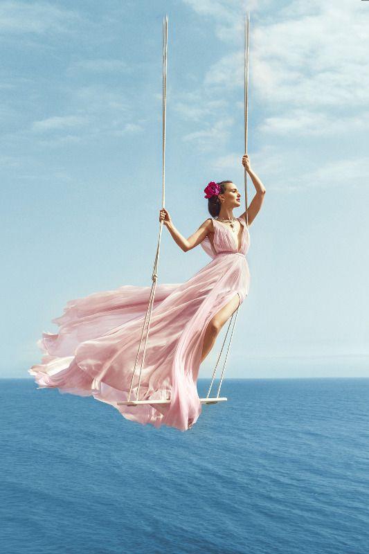 Natalie Portman Harpers Bazar