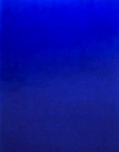Monochrome de Yves Klein